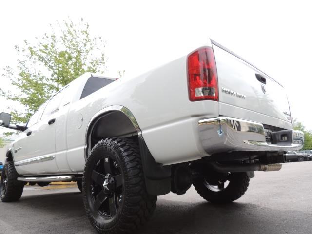 2006 Dodge Ram 3500 Laramie MegaCab / 4X4 /5.9L DIESEL/ EXHAUST BRAKE - Photo 11 - Portland, OR 97217