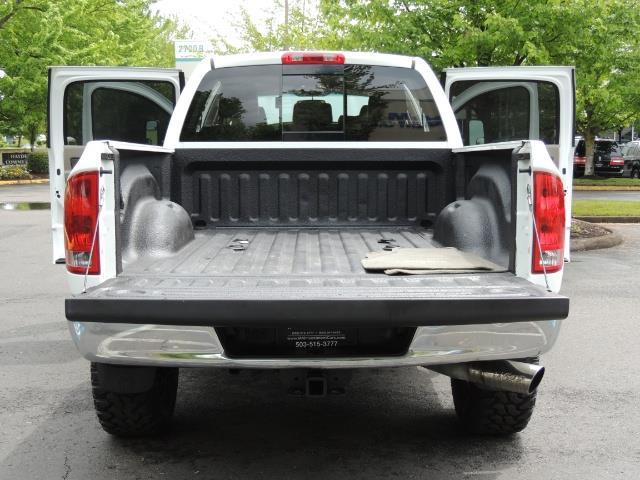 2006 Dodge Ram 3500 Laramie MegaCab / 4X4 /5.9L DIESEL/ EXHAUST BRAKE - Photo 21 - Portland, OR 97217