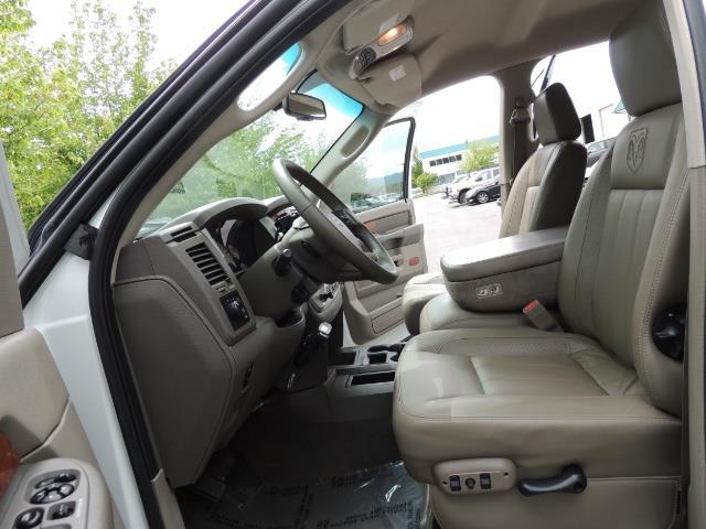 2006 Dodge Ram 3500 Laramie MegaCab / 4X4 /5.9L DIESEL/ EXHAUST BRAKE - Photo 14 - Portland, OR 97217