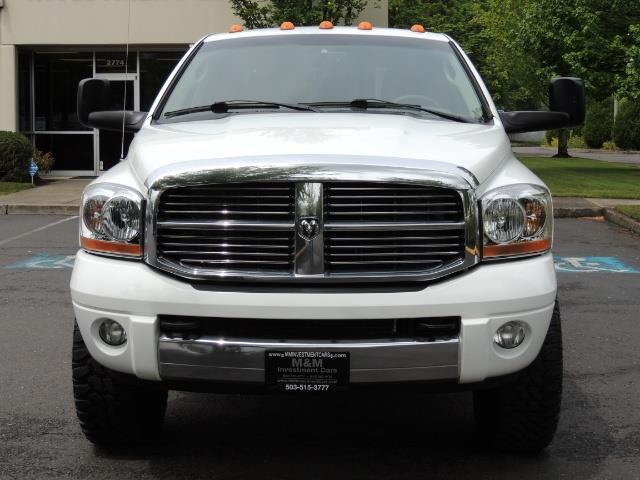 2006 Dodge Ram 3500 Laramie MegaCab / 4X4 /5.9L DIESEL/ EXHAUST BRAKE - Photo 5 - Portland, OR 97217