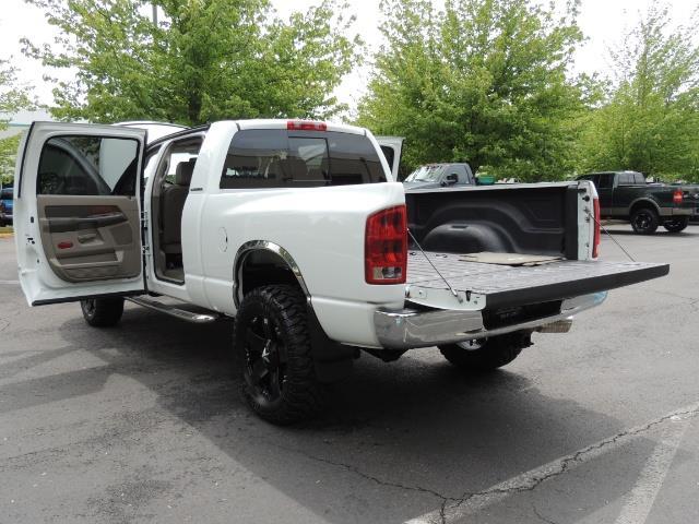 2006 Dodge Ram 3500 Laramie MegaCab / 4X4 /5.9L DIESEL/ EXHAUST BRAKE - Photo 27 - Portland, OR 97217
