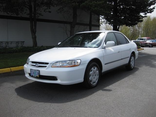 1999 Honda Accord LX 4Dr Auto  4Cyl  130kmi  Timing Belt Replacd