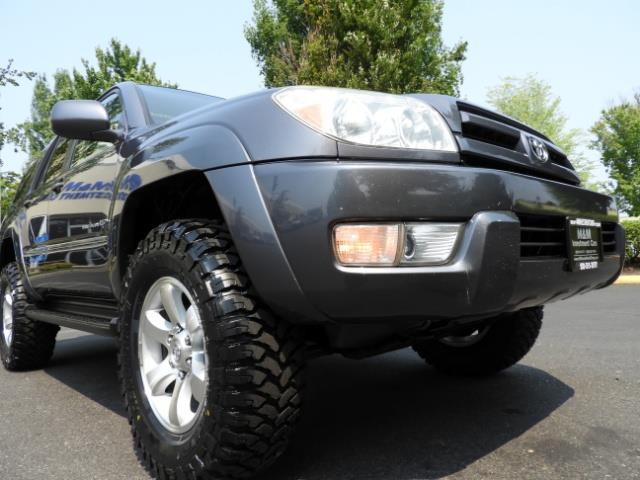 2005 Toyota 4Runner SPORT Edition / 4WD / DIFF LOCK / LIFTED !!! - Photo 10 - Portland, OR 97217