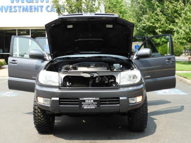 2005 Toyota 4Runner SPORT Edition / 4WD / DIFF LOCK / LIFTED !!! - Photo 30 - Portland, OR 97217