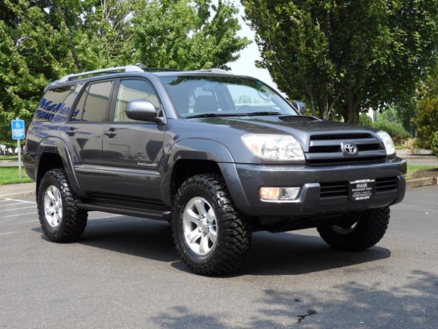2005 Toyota 4Runner SPORT Edition / 4WD / DIFF LOCK / LIFTED !!! - Photo 2 - Portland, OR 97217