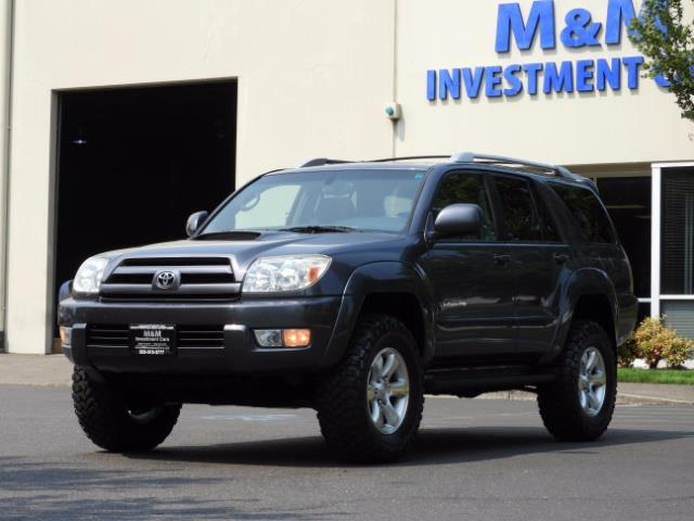 2005 Toyota 4Runner SPORT Edition / 4WD / DIFF LOCK / LIFTED !!! - Photo 41 - Portland, OR 97217