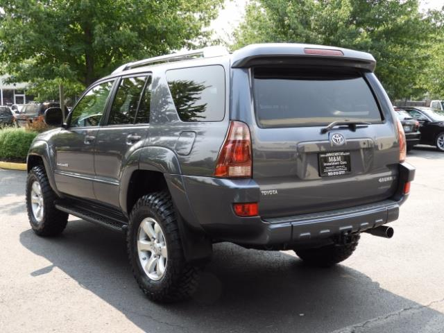 2005 Toyota 4Runner SPORT Edition / 4WD / DIFF LOCK / LIFTED !!! - Photo 7 - Portland, OR 97217
