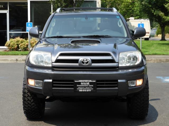 2005 Toyota 4Runner SPORT Edition / 4WD / DIFF LOCK / LIFTED !!! - Photo 5 - Portland, OR 97217