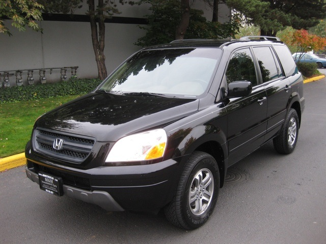 2005 honda pilot ex 3rd seat 4wd rear dvd. Black Bedroom Furniture Sets. Home Design Ideas