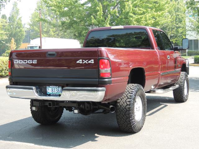 2001 Dodge Ram 2500 SLT 4dr / 4X4 / 5.9L DIESEL / 6-SPEED / LIFTED - Photo 8 - Portland, OR 97217