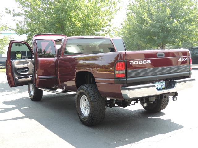 2001 Dodge Ram 2500 SLT 4dr / 4X4 / 5.9L DIESEL / 6-SPEED / LIFTED - Photo 22 - Portland, OR 97217