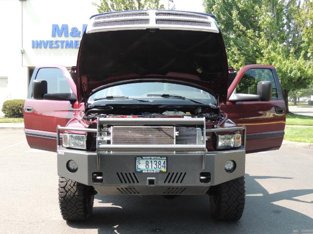 2001 Dodge Ram 2500 SLT 4dr / 4X4 / 5.9L DIESEL / 6-SPEED / LIFTED - Photo 29 - Portland, OR 97217