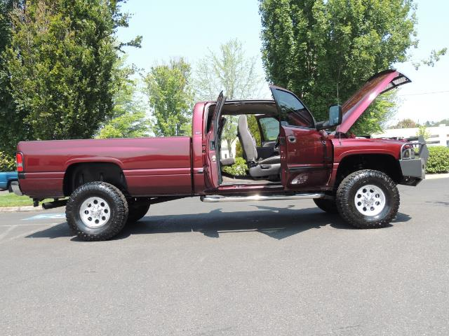 2001 Dodge Ram 2500 SLT 4dr / 4X4 / 5.9L DIESEL / 6-SPEED / LIFTED - Photo 24 - Portland, OR 97217