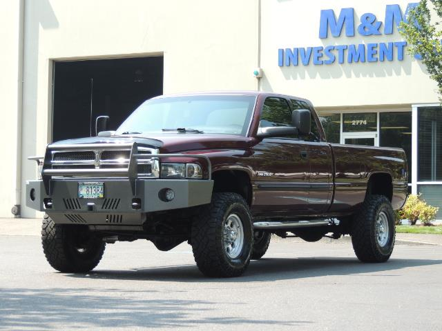 2001 Dodge Ram 2500 SLT 4dr / 4X4 / 5.9L DIESEL / 6-SPEED / LIFTED - Photo 38 - Portland, OR 97217
