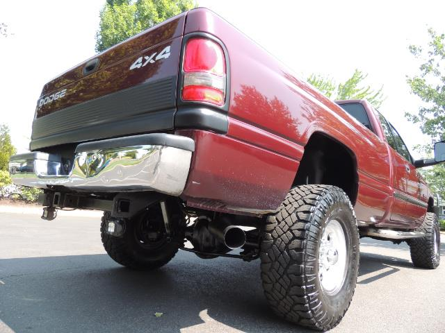 2001 Dodge Ram 2500 SLT 4dr / 4X4 / 5.9L DIESEL / 6-SPEED / LIFTED - Photo 9 - Portland, OR 97217