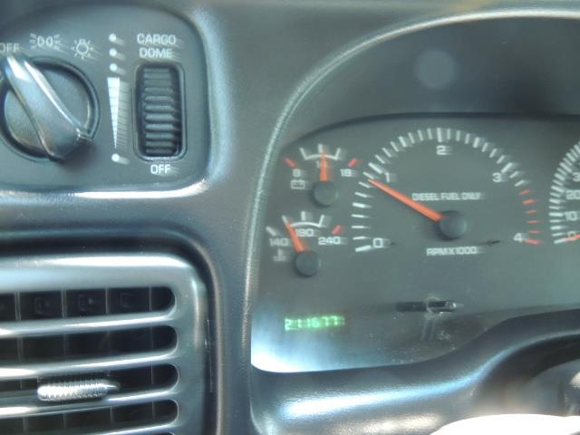 2001 Dodge Ram 2500 SLT 4dr / 4X4 / 5.9L DIESEL / 6-SPEED / LIFTED - Photo 33 - Portland, OR 97217
