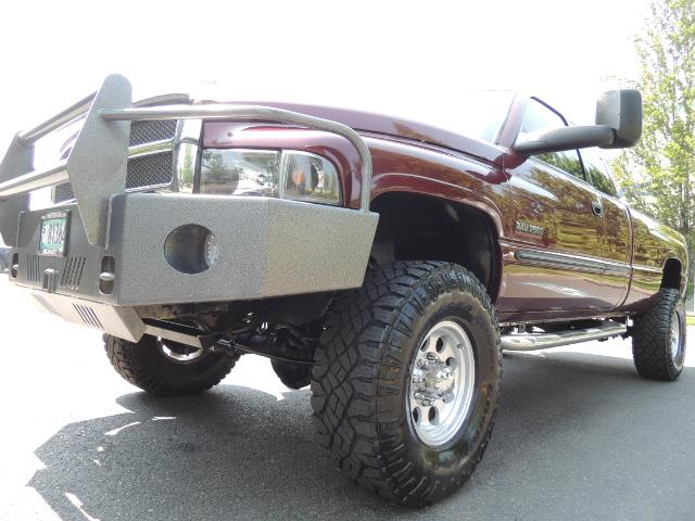 2001 Dodge Ram 2500 SLT 4dr / 4X4 / 5.9L DIESEL / 6-SPEED / LIFTED - Photo 11 - Portland, OR 97217