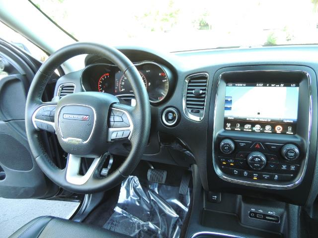 2017 Dodge Durango Citadel / AWD / Navigation / 3RD Seat / Excel Cond - Photo 21 - Portland, OR 97217