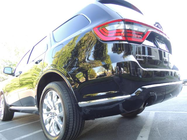 2017 Dodge Durango Citadel / AWD / Navigation / 3RD Seat / Excel Cond - Photo 11 - Portland, OR 97217