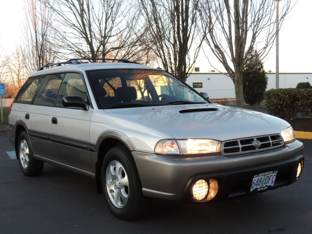 1999 subaru legacy outback wagon 93k miles awd limited. Black Bedroom Furniture Sets. Home Design Ideas