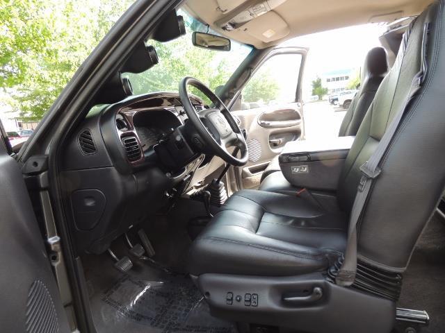 2002 Dodge Ram 2500 SLT Plus 4dr / 4X4 / Leather / 5.9L DIESEL / 6-SPD - Photo 60 - Portland, OR 97217