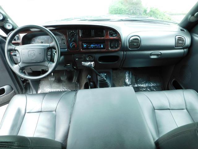 2002 Dodge Ram 2500 SLT Plus 4dr / 4X4 / Leather / 5.9L DIESEL / 6-SPD - Photo 19 - Portland, OR 97217