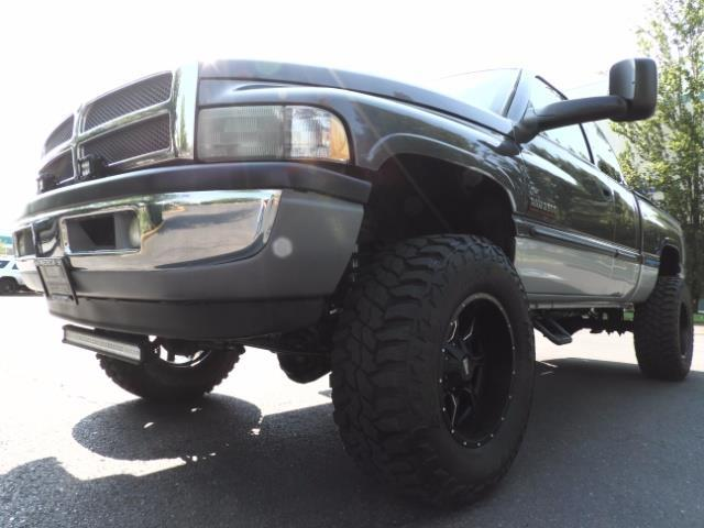2002 Dodge Ram 2500 SLT Plus 4dr / 4X4 / Leather / 5.9L DIESEL / 6-SPD - Photo 55 - Portland, OR 97217