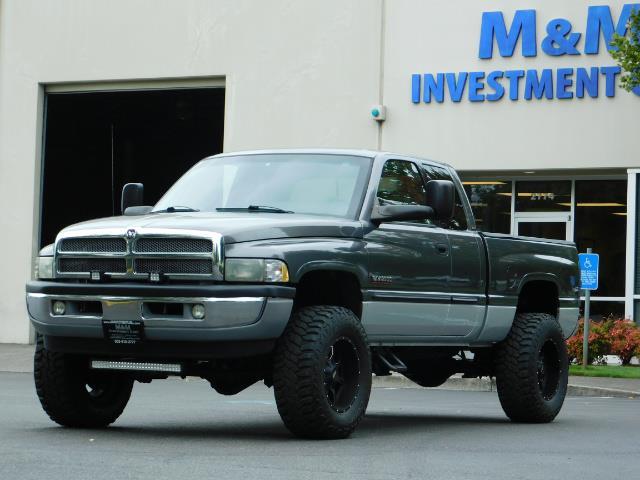 2002 Dodge Ram 2500 SLT Plus 4dr / 4X4 / Leather / 5.9L DIESEL / 6-SPD - Photo 43 - Portland, OR 97217
