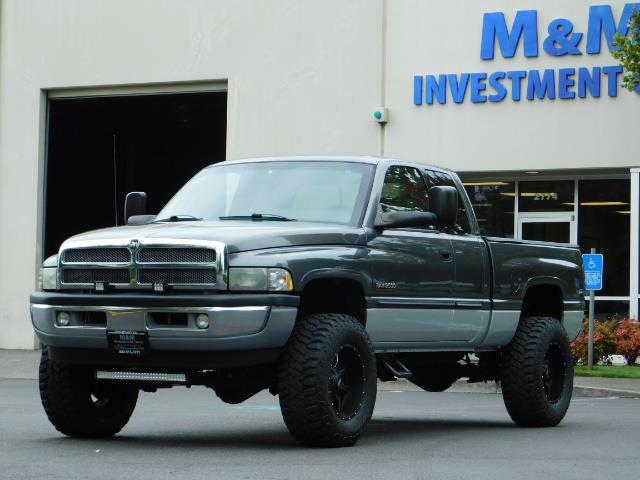 2002 Dodge Ram 2500 SLT Plus 4dr / 4X4 / Leather / 5.9L DIESEL / 6-SPD - Photo 46 - Portland, OR 97217