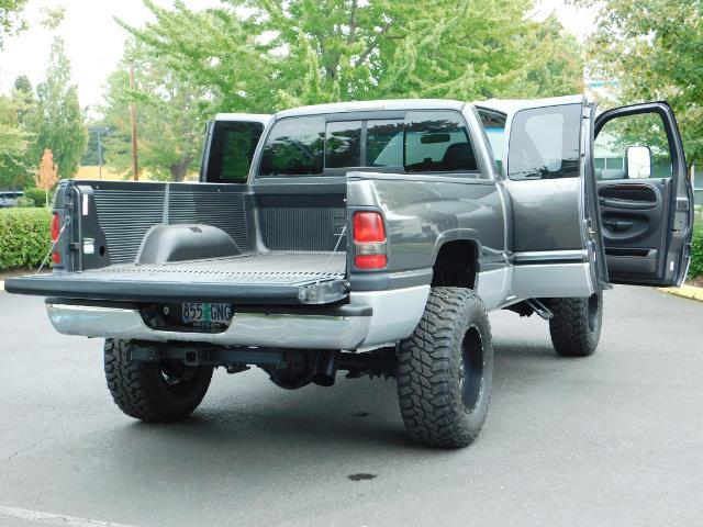 2002 Dodge Ram 2500 SLT Plus 4dr / 4X4 / Leather / 5.9L DIESEL / 6-SPD - Photo 29 - Portland, OR 97217