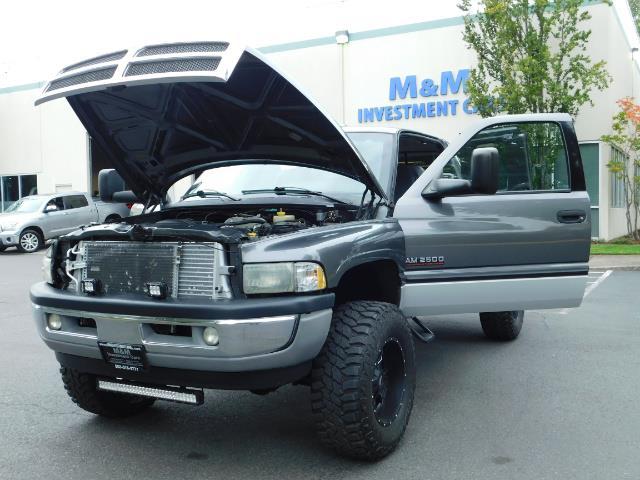2002 Dodge Ram 2500 SLT Plus 4dr / 4X4 / Leather / 5.9L DIESEL / 6-SPD - Photo 25 - Portland, OR 97217