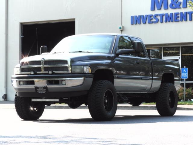 2002 Dodge Ram 2500 SLT Plus 4dr / 4X4 / Leather / 5.9L DIESEL / 6-SPD - Photo 47 - Portland, OR 97217