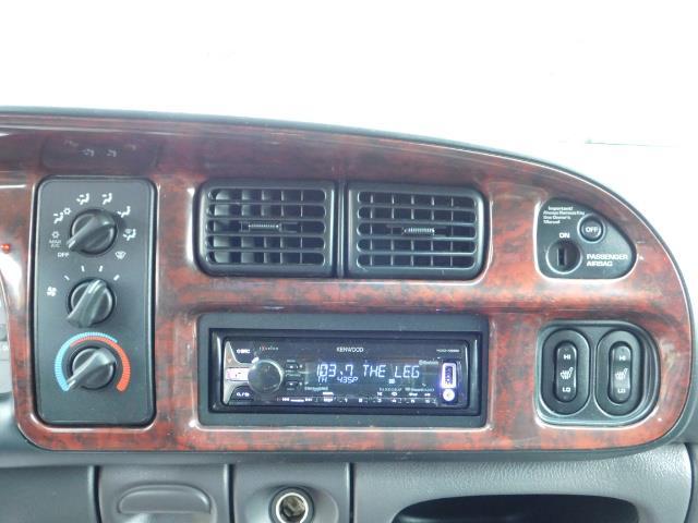 2002 Dodge Ram 2500 SLT Plus 4dr / 4X4 / Leather / 5.9L DIESEL / 6-SPD - Photo 21 - Portland, OR 97217