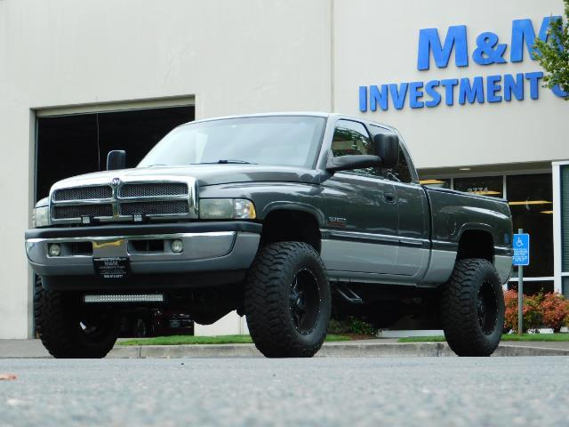 2002 Dodge Ram 2500 SLT Plus 4dr / 4X4 / Leather / 5.9L DIESEL / 6-SPD - Photo 42 - Portland, OR 97217