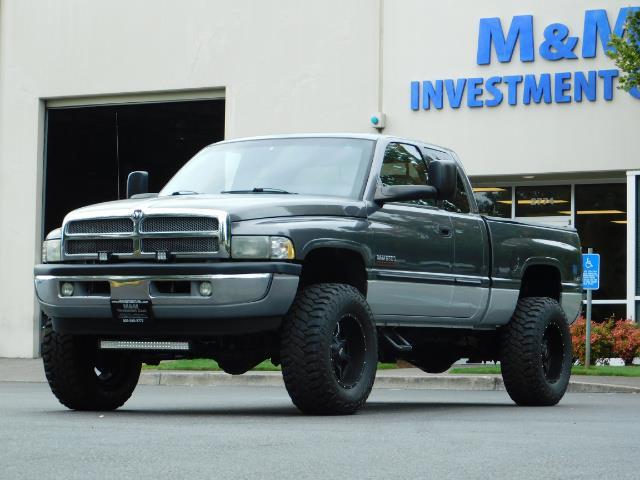 2002 Dodge Ram 2500 SLT Plus 4dr / 4X4 / Leather / 5.9L DIESEL / 6-SPD - Photo 44 - Portland, OR 97217