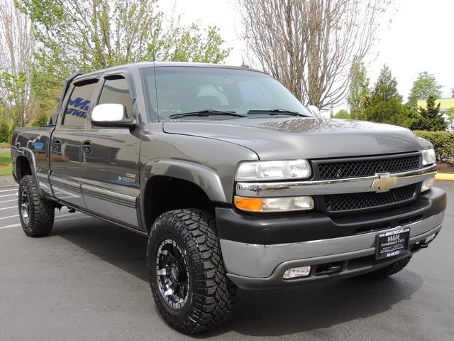 2002 chevrolet silverado 2500 lt 4dr crew cab 4x4 6 6l duramax diesel. Black Bedroom Furniture Sets. Home Design Ideas