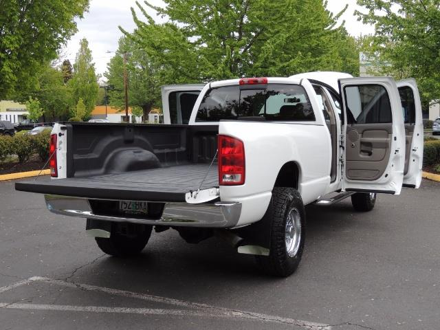 2004 Dodge Ram 2500 SLT 4dr  / 4X4 / 5.9L CUMMINS DIESEL / 1-OWNER - Photo 29 - Portland, OR 97217