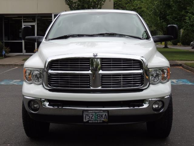 2004 Dodge Ram 2500 SLT 4dr  / 4X4 / 5.9L CUMMINS DIESEL / 1-OWNER - Photo 5 - Portland, OR 97217