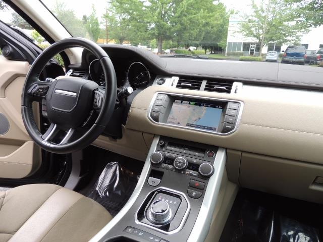 2013 Land Rover Evoque Pure / AWD / Navigation / backup camera / 1-Owner - Photo 19 - Portland, OR 97217