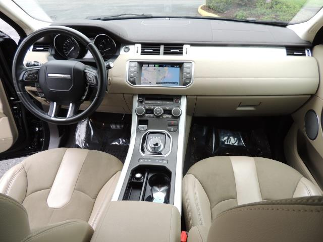 2013 Land Rover Evoque Pure / AWD / Navigation / backup camera / 1-Owner - Photo 22 - Portland, OR 97217
