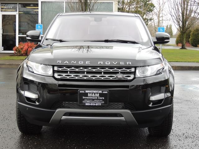 2013 Land Rover Evoque Pure / AWD / Navigation / backup camera / 1-Owner - Photo 5 - Portland, OR 97217