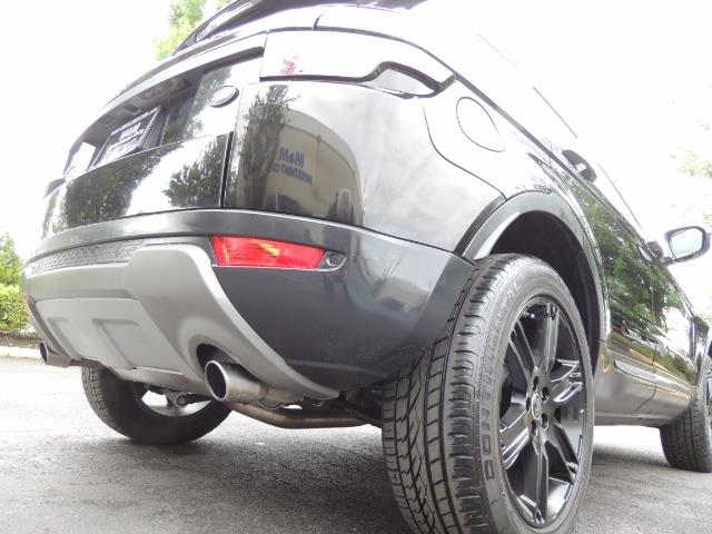 2013 Land Rover Evoque Pure / AWD / Navigation / backup camera / 1-Owner - Photo 12 - Portland, OR 97217