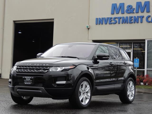 2013 Land Rover Evoque Pure / AWD / Navigation / backup camera / 1-Owner - Photo 1 - Portland, OR 97217