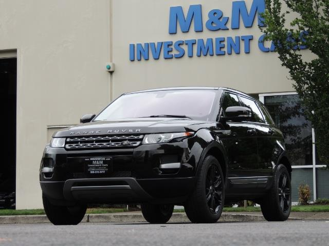 2013 Land Rover Evoque Pure / AWD / Navigation / backup camera / 1-Owner - Photo 51 - Portland, OR 97217