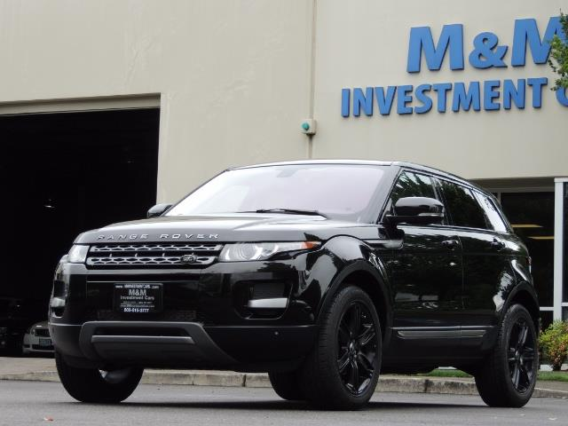 2013 Land Rover Evoque Pure / AWD / Navigation / backup camera / 1-Owner - Photo 52 - Portland, OR 97217