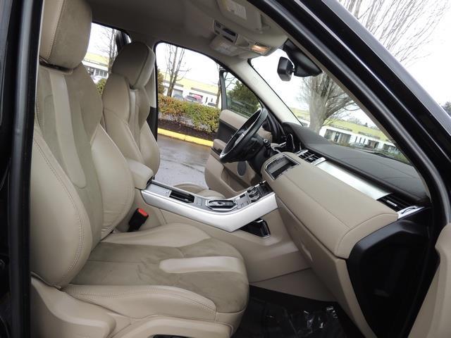 2013 Land Rover Evoque Pure / AWD / Navigation / backup camera / 1-Owner - Photo 17 - Portland, OR 97217