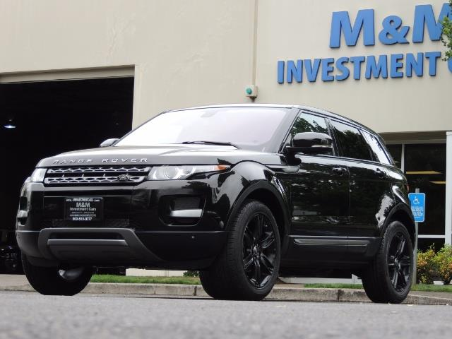 2013 Land Rover Evoque Pure / AWD / Navigation / backup camera / 1-Owner - Photo 1 - Portland, OR 97217