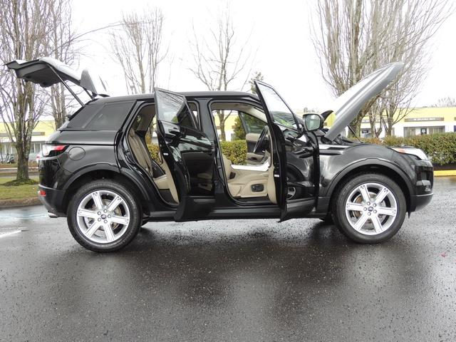 2013 Land Rover Evoque Pure / AWD / Navigation / backup camera / 1-Owner - Photo 30 - Portland, OR 97217