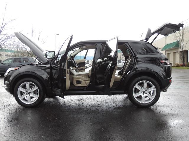 2013 Land Rover Evoque Pure / AWD / Navigation / backup camera / 1-Owner - Photo 26 - Portland, OR 97217