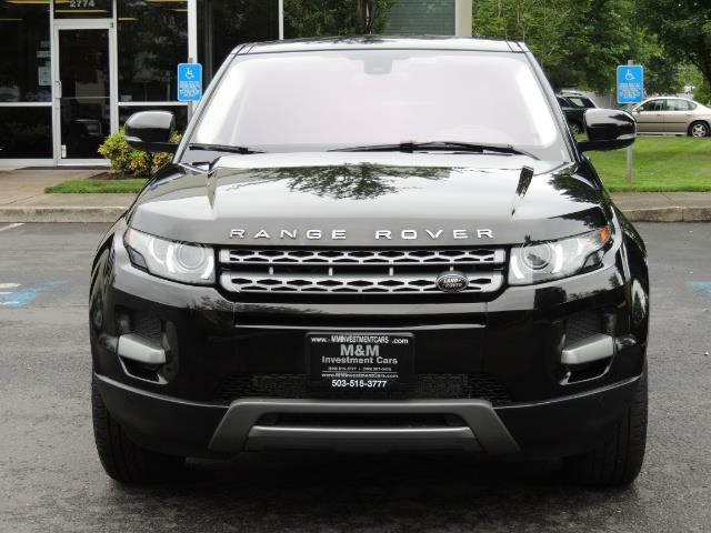 2013 Land Rover Evoque Pure / AWD / Navigation / backup camera / 1-Owner - Photo 5 - Portland, OR 97217